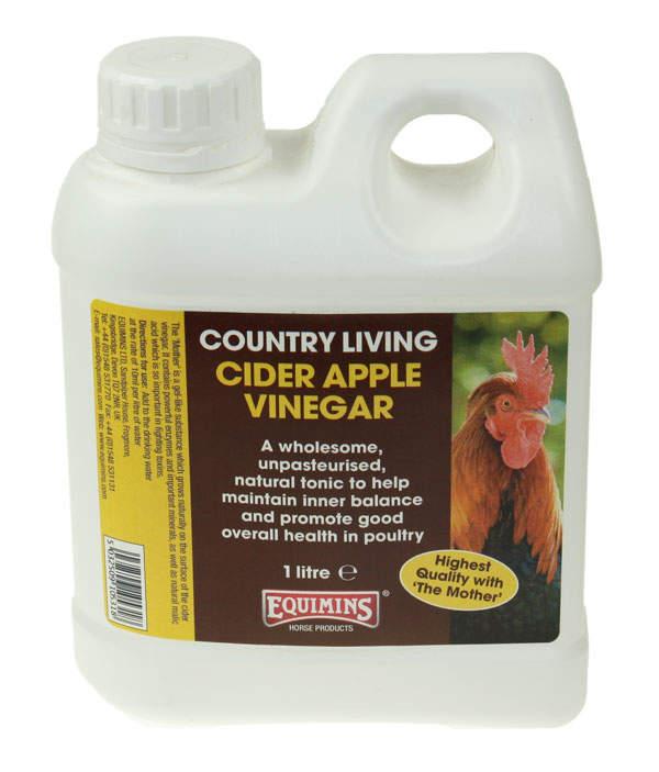 Equimins äppelcidervinäger - 1liter | Vitaminer och